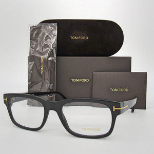 Tom Ford TF5432 001 Shiny Black 52mm Eyeglasses